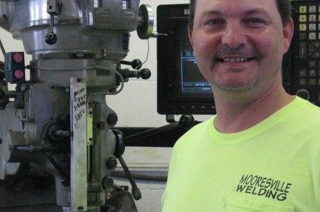 Mooresville Welding ready for new era
